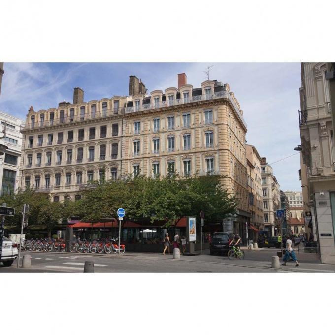 Location Immobilier Professionnel Bureaux Lyon (69002)