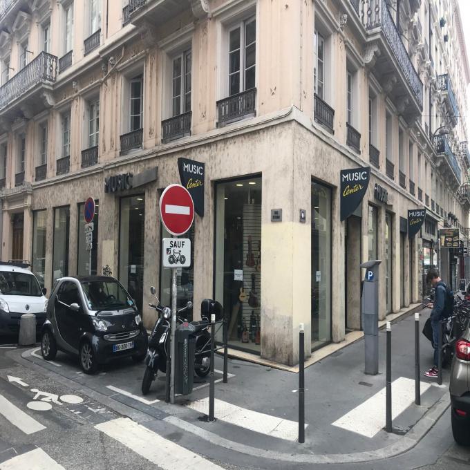 Location Immobilier Professionnel Cession de droit au bail Lyon (69001)