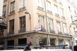Location Immobilier Professionnel Bureaux Lyon (69001)