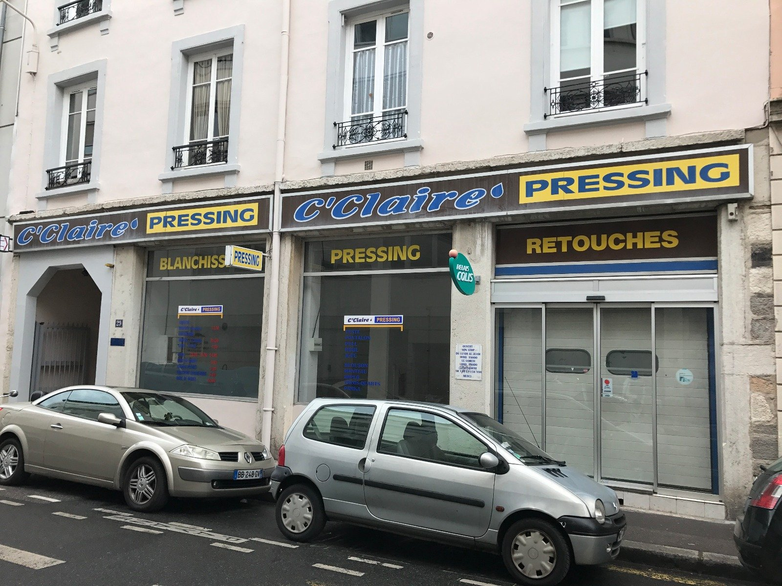 Location Immobilier Professionnel Local commercial Lyon (69009)
