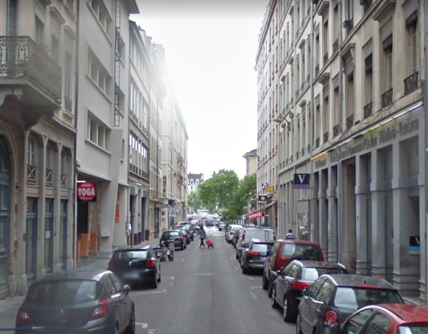Location Immobilier Professionnel Local commercial Lyon (69002)